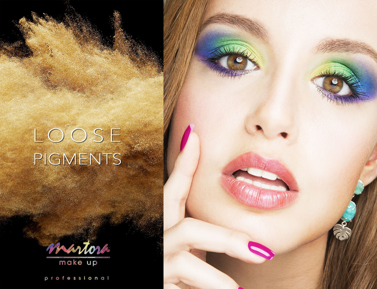 Martora Makeup Loose Pigments - Summer 2015
