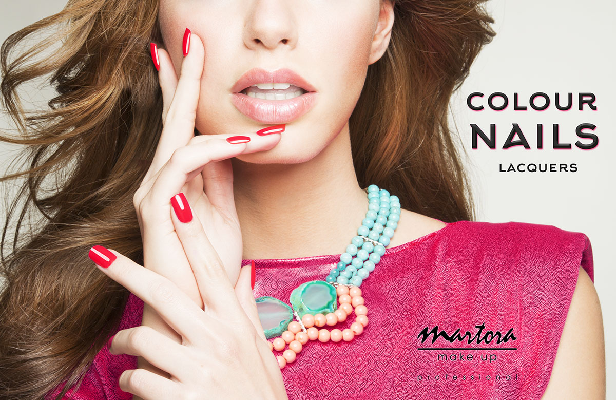 Martora Makeup Nails Lacquers - Summer 2015