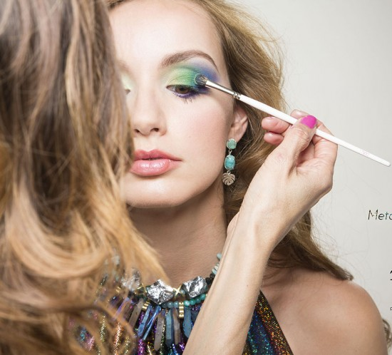 Martora Make up Metallic Summer 2015