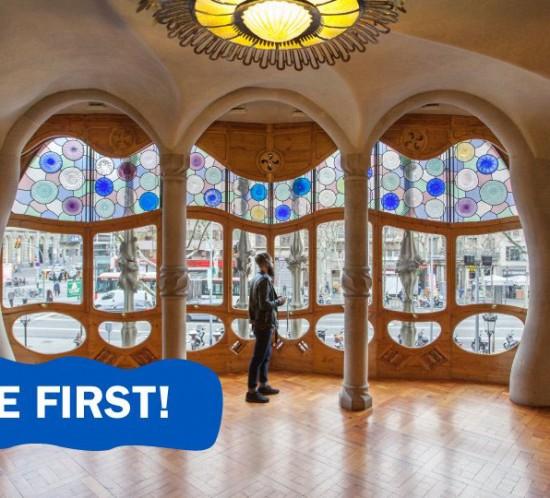 Casa Batlló Antoni Gaudí Barcelona
